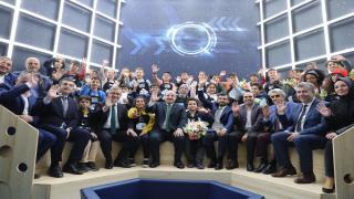 Üsküdar Bilim Merkezi Hizmete Açıldı