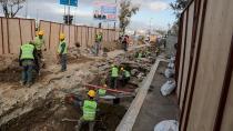 Tarihi Kalıntıların Çıktığı Üsküdar'daki Kazı Çalışmaları Ertelendi